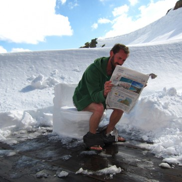 eco-friendly DIY toilette.